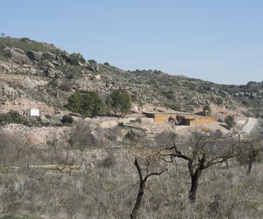 """""""Roca dels Moros"""" rock paintings visitors' centre"""