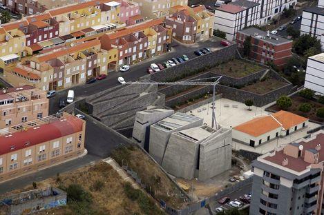 Menis: Holy Redeemer church in Tenerife