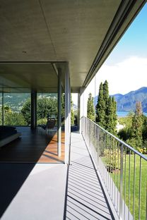Panzeri: family home in Canton Ticino