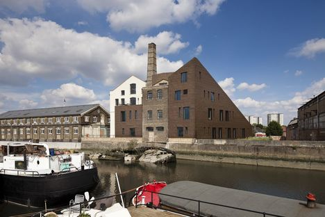PTE architects: redevelopment of The Granary