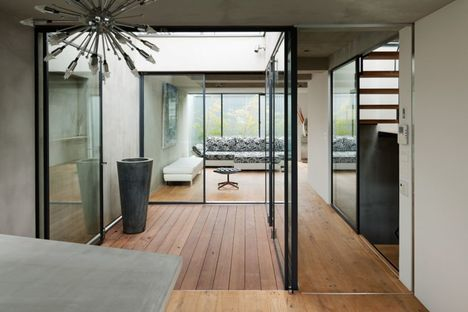 Keiji Ashizawa: home in the centre of Tokyo surrounded by greenery