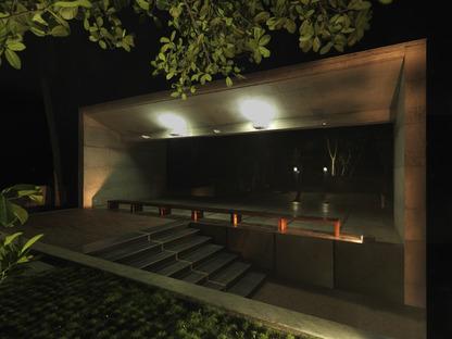 Rafiq Azam: family tomb in Bangladesh