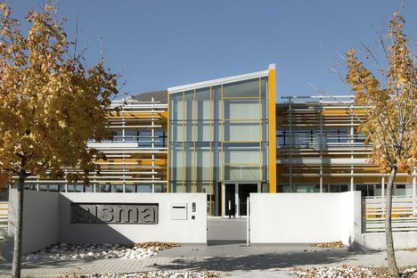 ViTre Studio: new Sisma premises in Piovene Rocchette