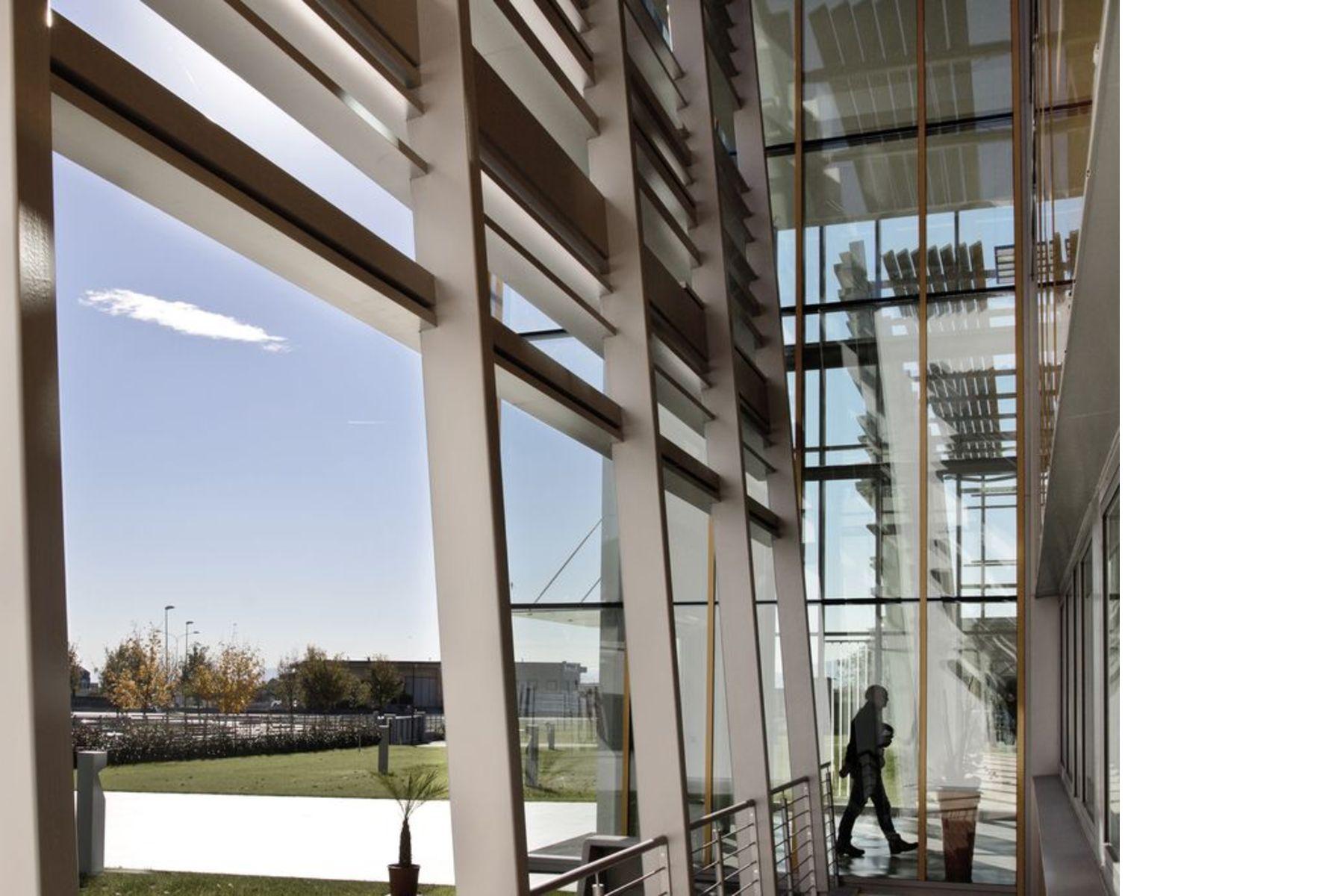 ViTre Studio: new Sisma premises in Piovene Rocchette