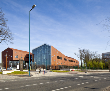 Brenac + Gonzales: vocational training centre in Gennevilliers