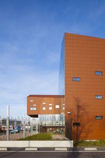 Brenac + Gonzales: vocational training centre in Gennevilliers
