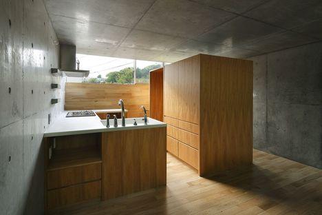 Takeshi Hosaka: 60 m2 home made of earth in Yokohama