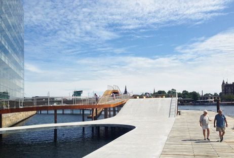 JDS (Julien De Smedt architects): Kalvebod Brygge waterfront in Copenhagen