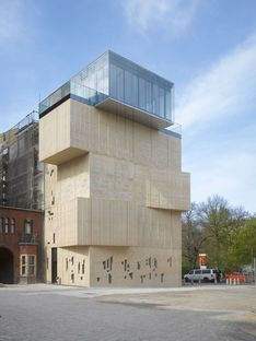Tchoban&Kuznetsov: Museum for architectural drawing in Berlin