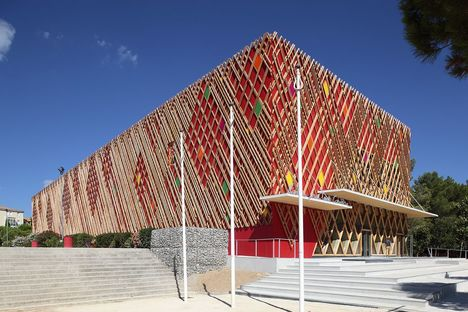 A+Architecture: Jean-Claude Carrière Theatre in Montpellier