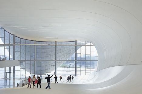 Zaha Hadid: Heydar Aliyev Center in Baku