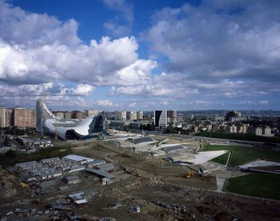 Zaha Hadid: Heydar Aliyev Center in Baku