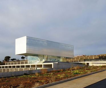 GPY arquitectos: SEGAI Research Centre in Tenerife