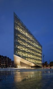 Schmidt Hammer Lassen architects: The Crystal in Copenhagen