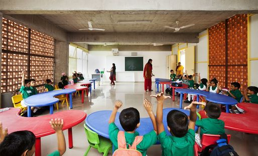 Khosla Associates: DPS Kindergarten School in Bangalore