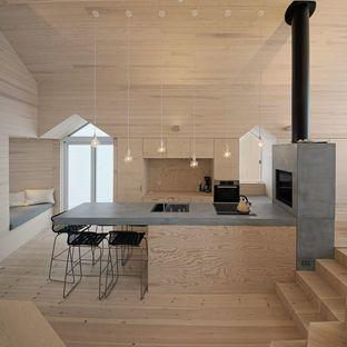 RRA Reiulf Ramstad Arkitekter: holiday home in Norway