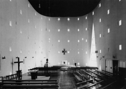 Bolles + Wilson: transformation of a church in Münster into a kindergarten
