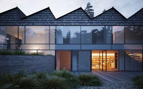 Hendee-Borg home in Sonoma, California. William O'Brien Jr