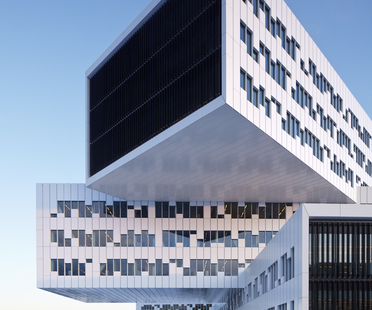 A-Lab Arkitekturlaboratoriet: Statoil regional and international offices