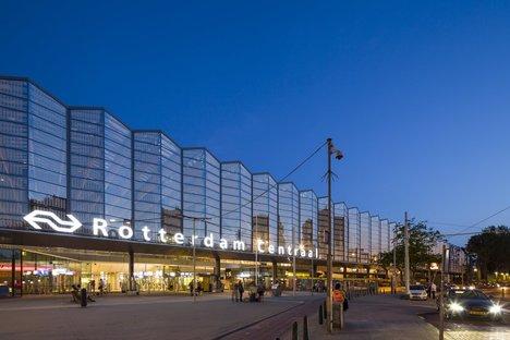 Team CS: Rotterdam Centraal Station