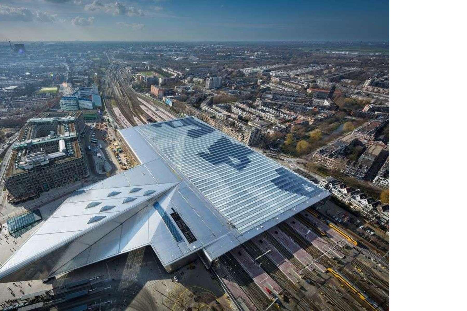 Team Cs Rotterdam Centraal Station Floornature