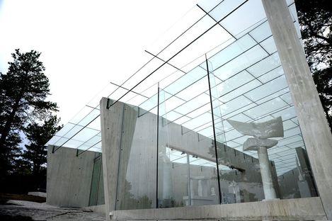 Lund Hagem: Midtåsen sculpture park