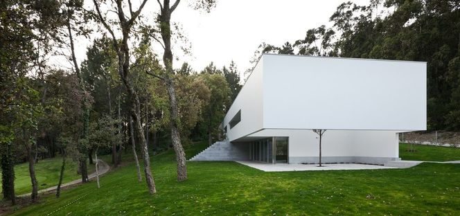 Souto de Moura designs the Ponte de Lima 3 house in Portugal