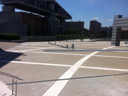 Milano pre Expo: the city square of the future