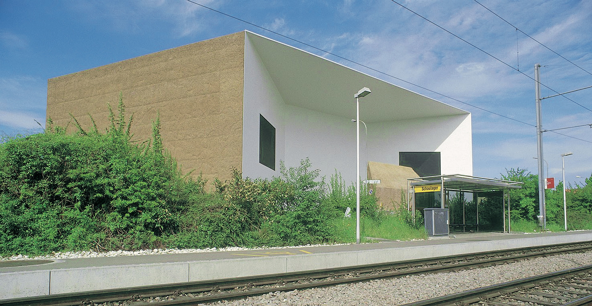 Basel: innovative contemporary architecture and design