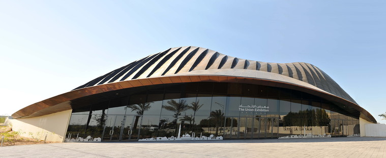 Abu Dhabi: stellar architecture and design