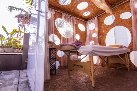 Boutique five-star hostels: original settings and designer low-cost accommodations.