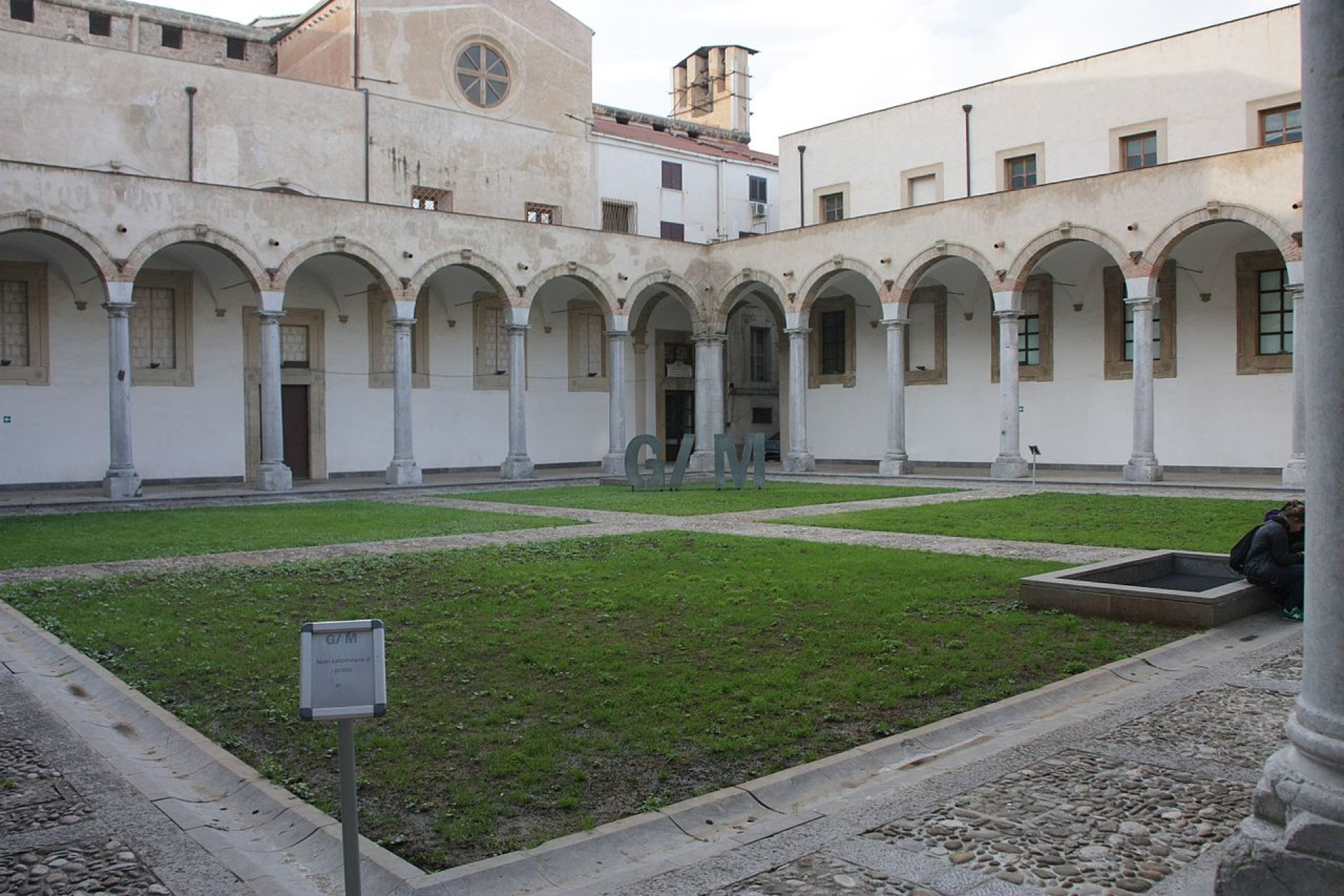 Palermo, city of inclusion of art and architecture
