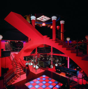 Design and pop culture in Italian nightclubs
