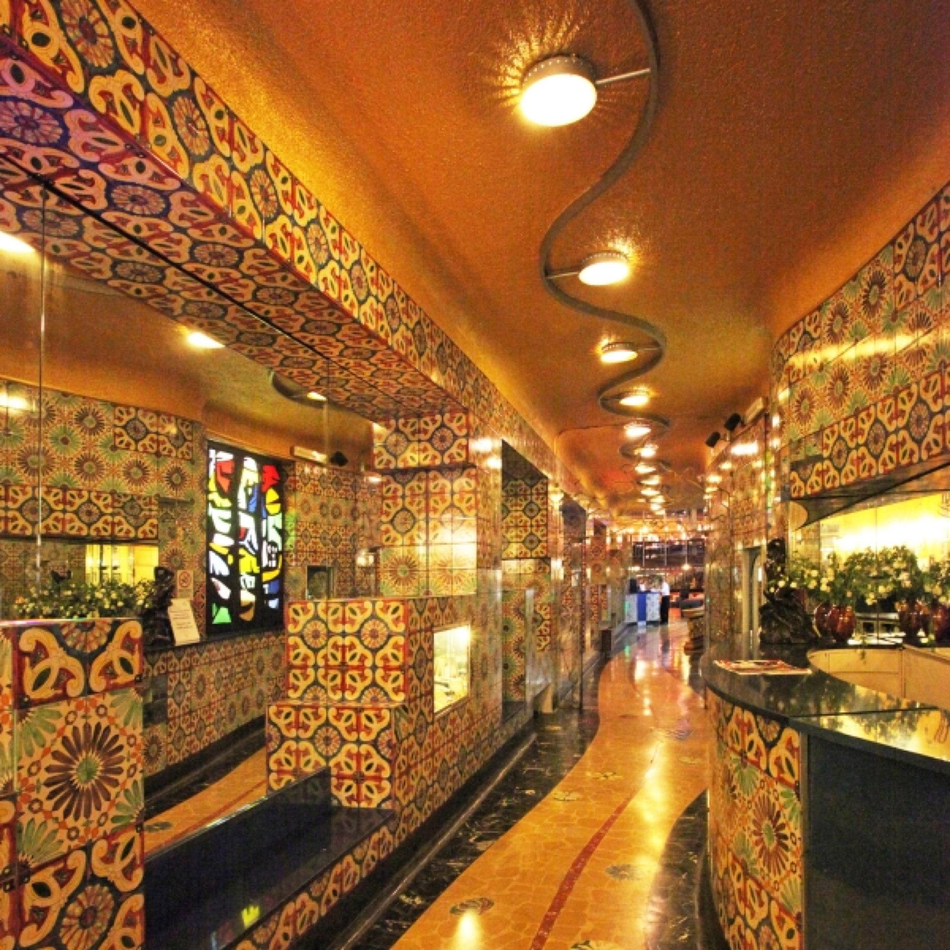 Design and pop culture in Italian nightclubs