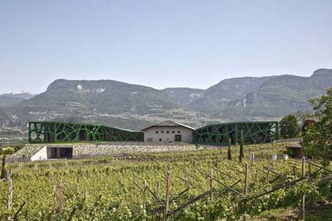 Discovering the wineries and design of Alto Adige