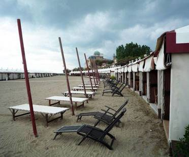 The Lido in Venice, with the Architecture Biennale and the Film Festival