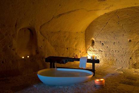"""Matera: rediscovering the ancient rock dwellings of the """"Sassi""""."""