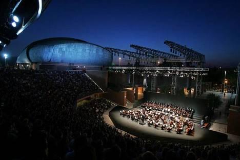 Auditorium Parco della Musica, Rome
