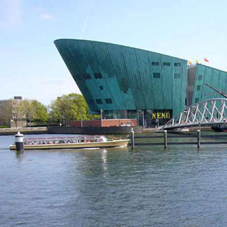 NEMO, Museum of Science and Technology, Science Center, Amsterdam, Renzo Piano