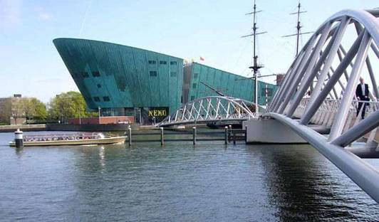NEMO, Museum of Science and Technology – Science Center, Amsterdam
