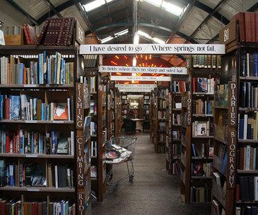 Architecture for books.