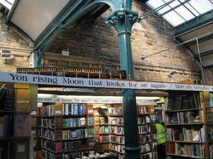 Alnwick:  Barter Books