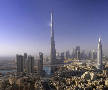 Dubai tours and attraction: Burj Dubai and Palm Island