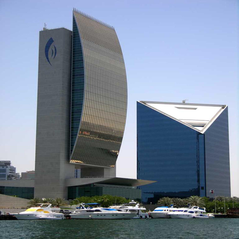 Pictured: Inside the £800m Dubai hotel boasting a £13,000 ...  |Palm Island Dubai From Burj Hotel