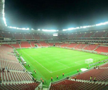 Brazil 2014: The new World Cup Football stadiums.