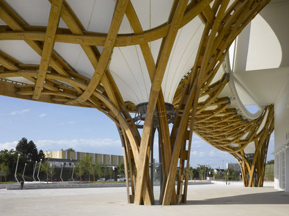 In discovery of the work of Pritzker Prize winning architect Shigeru Ban