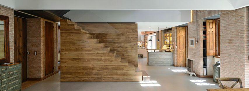 House in Estoril, revamp by Ricardo Moreno