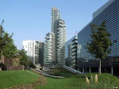 The Porta Nuova project, Milan, LAND Milano