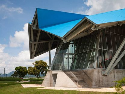 BioMuseo in Panama by Frank Gehry