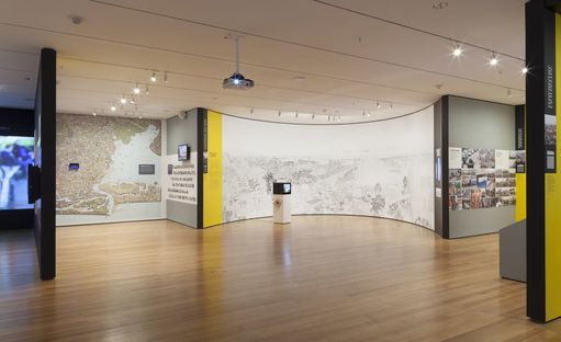 Uneven Growth, exhibition at the MoMA, New York